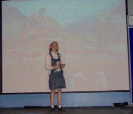 Bethany as Dorothy